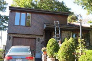 inspection du toit