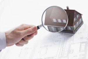 Inspection d'une maison